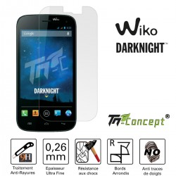Wiko Darknight - Vitre de Protection Crystal - TM Concept®