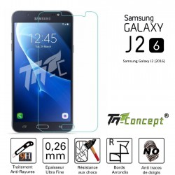 Samsung Galaxy J2 (2016) - Vitre de Protection Crystal - TM Concept®