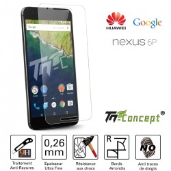 Huawei Nexus 6P - Vitre de Protection Crystal - TM Concept®