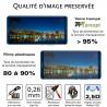 Samsung Galaxy A7 - Vitre de Protection Anti-Espions - TM Concept®