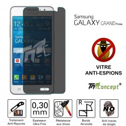 Samsung Galaxy Grand Prime - Vitre de Protection Anti-Espions - TM Concept®