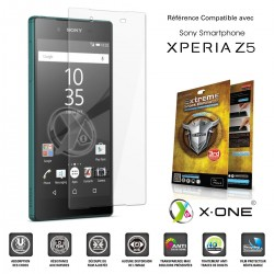 Sony Xperia Z5 - Film de Protection - X-One ® Extreme Shock Eliminator (3rd generation)