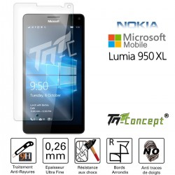 Microsoft Lumia 950 XL - Vitre de Protection Crystal - TM Concept®