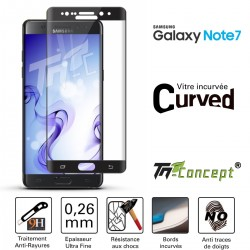 Samsung Galaxy Note 7 - Vitre de Protection 3D Curved - TM Concept®