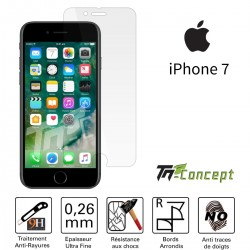 Apple Iphone 7 - Vitre de Protection Crystal - TM Concept®