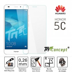Huawei Honor 5C - Vitre de Protection Crystal - TM Concept®