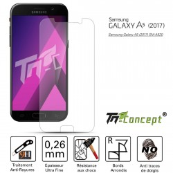 Samsung Galaxy A5 (2017) - Vitre de Protection Crystal - TM Concept®
