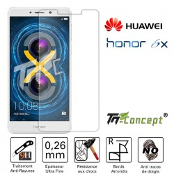 Huawei Honor 6X / 6X Pro - Vitre de Protection Crystal - TM Concept®