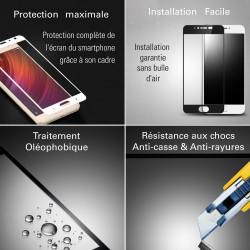 Alcatel Idol 3 (4,7') - Vitre de Protection Crystal - TM Concept®