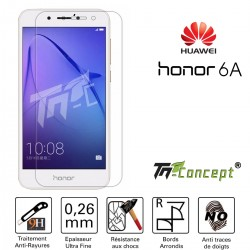 Huawei Honor 6A - Vitre de Protection Crystal - TM Concept®