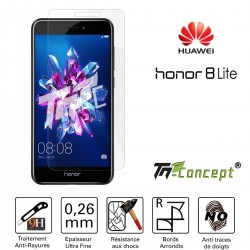 Huawei Honor 8 Lite - Vitre de Protection Crystal - TM Concept®