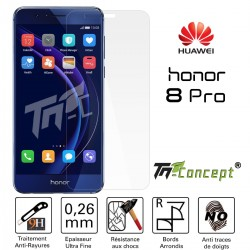 Huawei Honor 8 Pro - Vitre de Protection Crystal - TM Concept®