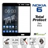 Nokia 6 - Vitre de Protection - Total Protect - TM Concept®