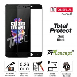 OnePlus 5 - Vitre de Protection - Total Protect - TM Concept®