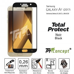 Samsung Galaxy A7 (2017) - Vitre de Protection - Total Protect - TM Concept®