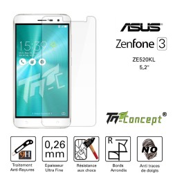 Asus Zenfone 3 ZE520KL - Vitre de Protection Crystal - TM Concept®