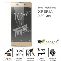 Sony Xperia XA1 Ultra - Vitre de Protection Crystal - TM Concept®
