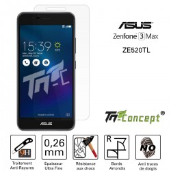 Asus Zenfone 3 Max ZE520TL - Vitre de Protection Crystal - TM Concept®