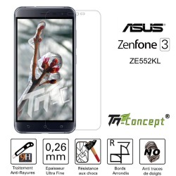 Asus Zenfone 3 ZE552KL - Vitre de Protection Crystal - TM Concept®