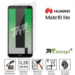 Huawei Mate 10 Lite - Vitre de Protection Crystal - TM Concept®