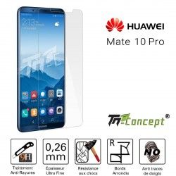 Huawei Mate 10 Pro - Vitre de Protection Crystal - TM Concept®