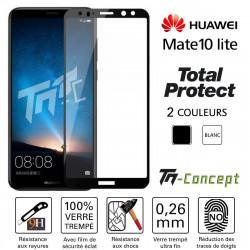 LG V30 - Vitre de Protection 3D Curved - TM Concept®