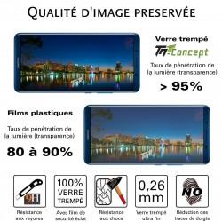 Asus Zenfone 4 Max ZC554KL - Vitre de Protection Crystal - TM Concept®