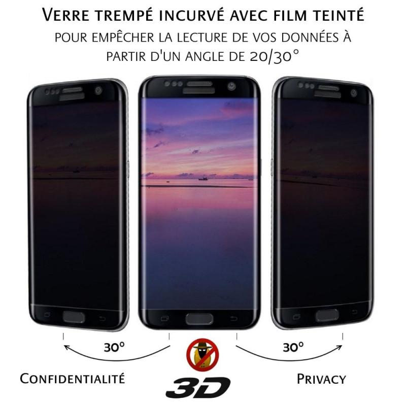 Samsung Galaxy A8 (2018) - Vitre de Protection Crystal - TM Concept®