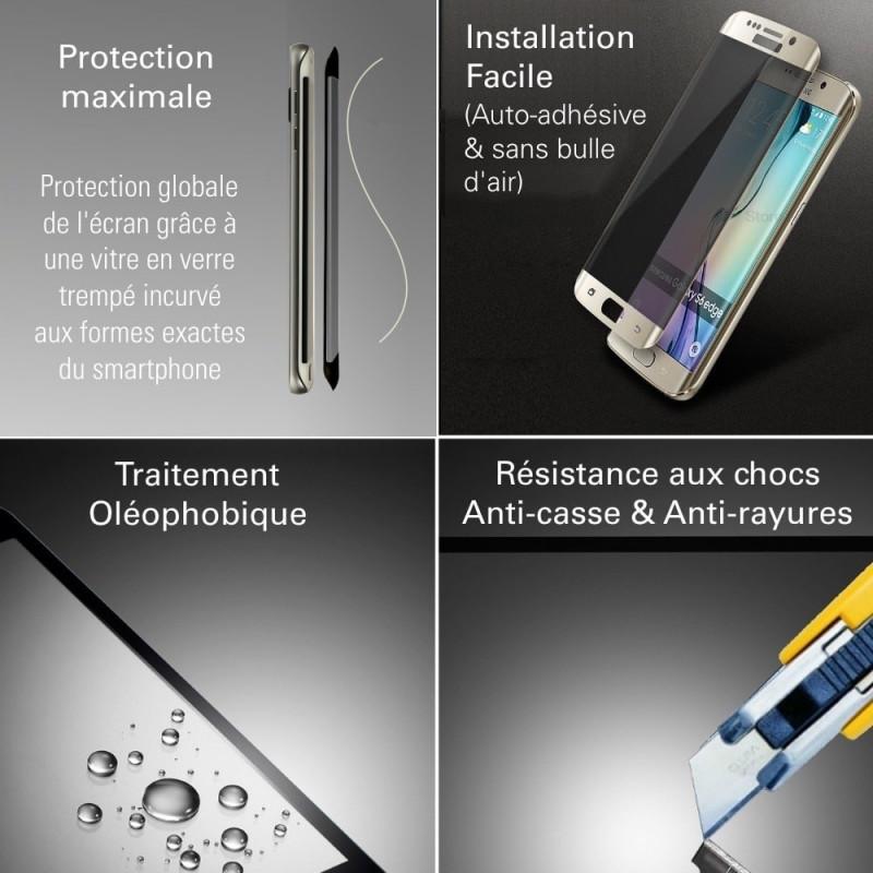 Wiko View Prime - Vitre de Protection Crystal - TM Concept®