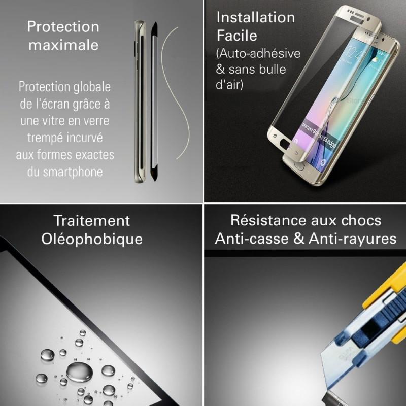 Samsung Galaxy S5 - Vitre de Protection Anti-Espions - TM Concept®
