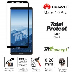 Huawei Mate 10 Pro - Vitre de Protection - Total Protect - TM Concept®