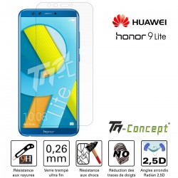 Huawei Honor 9 Lite - Vitre de Protection Crystal - TM Concept®