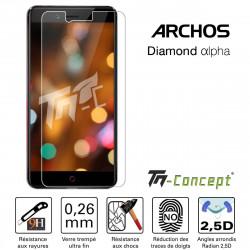 LG G5 - Vitre de Protection Curved - TM Concept®