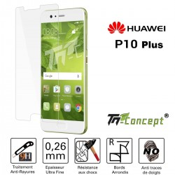 Huawei P10 Plus - Vitre de Protection Crystal - TM Concept®
