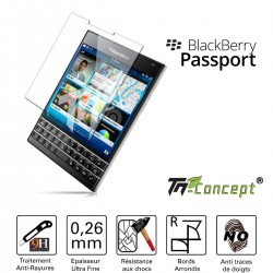 Blackberry Passport - Vitre de Protection Crystal - TM Concept®
