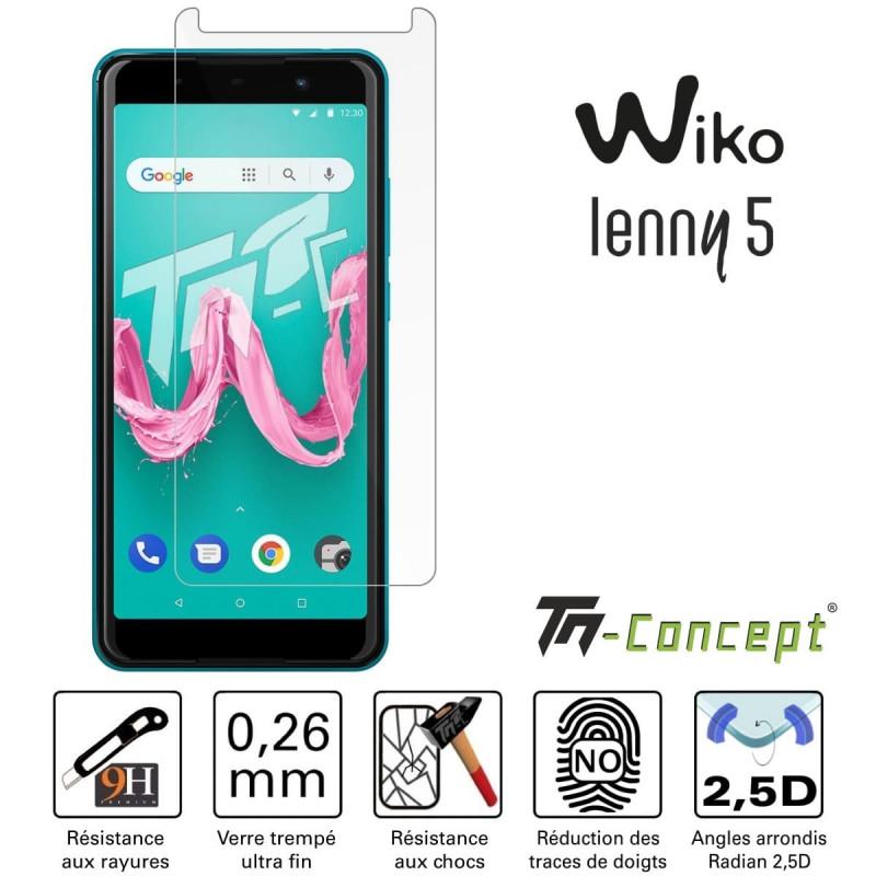 Huawei Nova 2 Plus - Vitre de Protection - Total Protect - TM Concept®