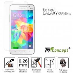 Samsung Galaxy Ace 4 - Vitre de Protection Crystal - TM Concept®