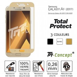 Samsung Galaxy A5 (2017) - Vitre de Protection Total Protect - TM Concept®