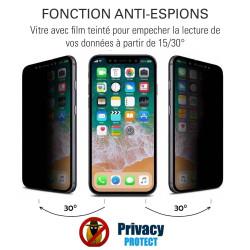 Samsung Galaxy A5 (2017) - Vitre de Protection Total Protect - TM Concept®