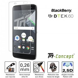BlackBerry DTEK60 - Vitre de Protection Crystal - TM Concept®