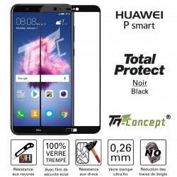 Huawei P Smart - Vitre de Protection - Total Protect - TM Concept®