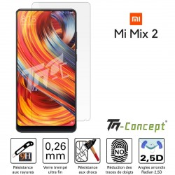Xiaomi Mi Mix 2 - Verre trempé TM Concept® - Gamme Crystal