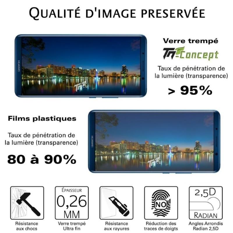 Xiaomi Mi A2 - Verre trempé TM Concept® - Gamme Crystal