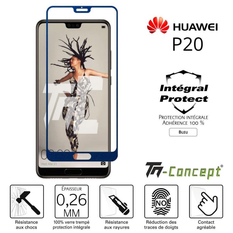 Wiko Lenny 5 - Verre trempé TM Concept® - Gamme Crystal