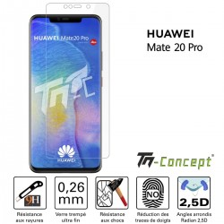 Huawei Mate 20 Pro - Verre trempé TM Concept® - Gamme Crystal