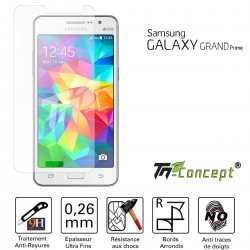 Samsung Galaxy Grand Prime - Vitre de Protection Crystal - TM Concept®