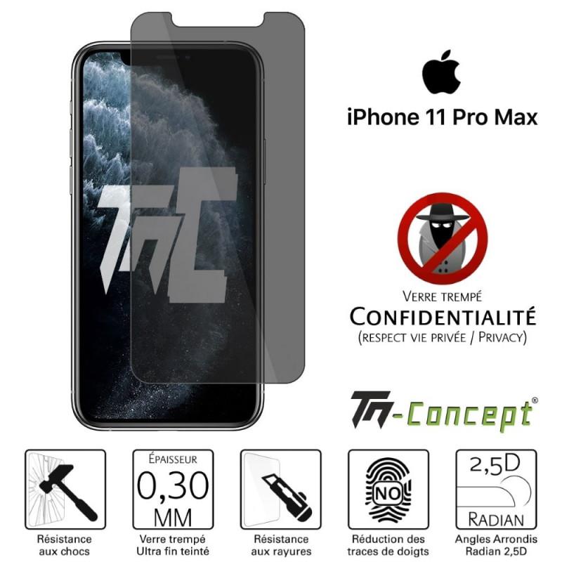 Xiaomi Redmi Note 7 - Verre trempé TM Concept® - Gamme Crystal