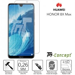 Huawei Honor 8X Max - Verre trempé TM Concept® - Gamme Crystal