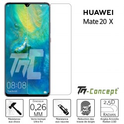Huawei Mate 20X - Verre trempé TM Concept® - Gamme Crystal