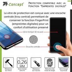 BlackBerry Leap - Verre trempé TM Concept® - Gamme Crystal